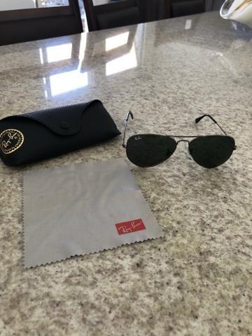 Vendo óculos escuro da marca Ray Ban original - Bijouterias ... 15129a9b5a