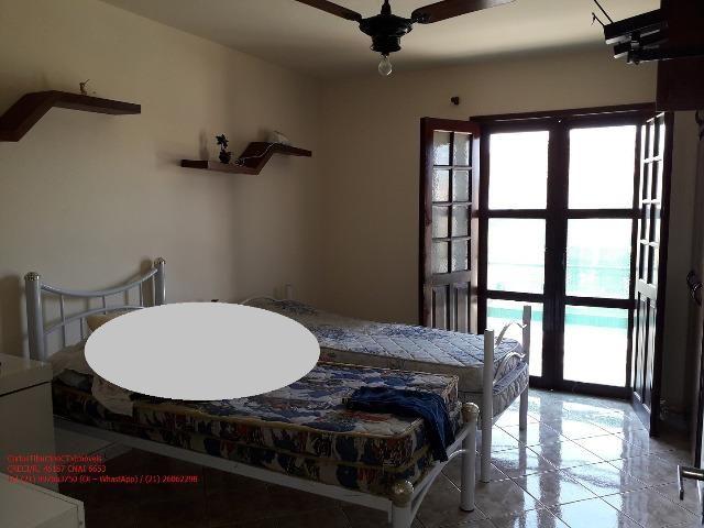 PC103 Linda Casa Duplex 2 Qtos, mobiliada, em Iguaba, Condomínio Lagoa Azul - Foto 13