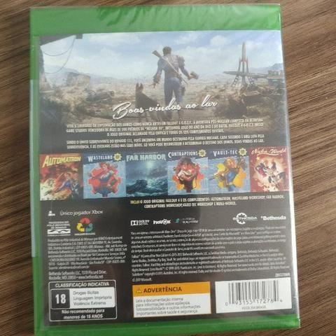 Fallout 4 Goty Dlc On Disc