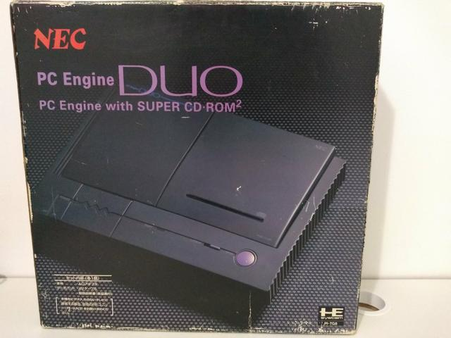 Pc engine duo duo