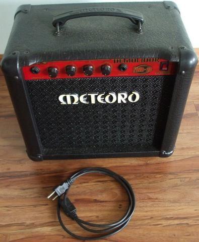 Caixa Amplificadora Meteoro Demolidor FWB 20 Acompanha Manual Original 20 W  Potência