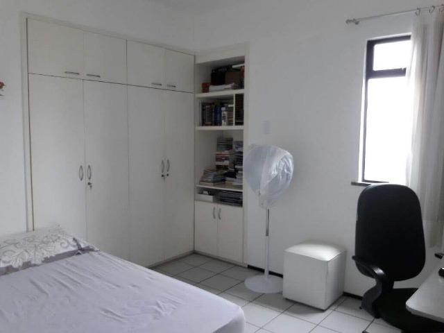 AP0284 - Apartamento 136m², 3 Suítes, 2 Vagas, Ed. Valdenir Maia, Aldeota, Fortaleza/CE - Foto 9