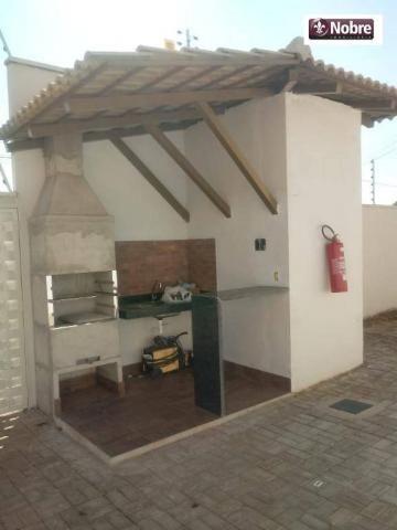 Casa com 2 dormitórios para alugar, 77 m² por r$ 870,00/mês - plano diretor sul - palmas/t - Foto 5