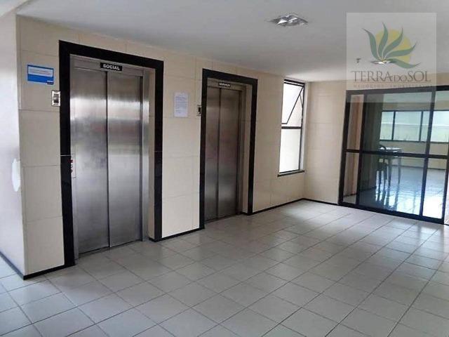 Apartamento com 3 quartos, 67m, 5º andar e projetado no Bairro Damas - Foto 18