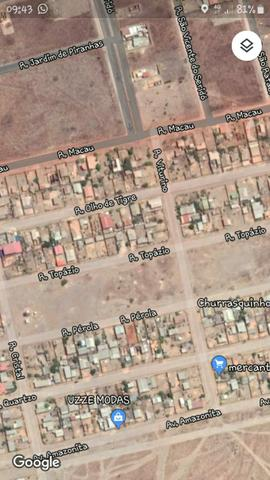 terreno no bairro pedra pintada