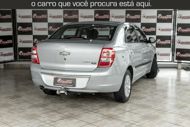 Chevrolet Cobalt LTZ 1.4 Flex (Ótima opção p/Uber) - Foto 3