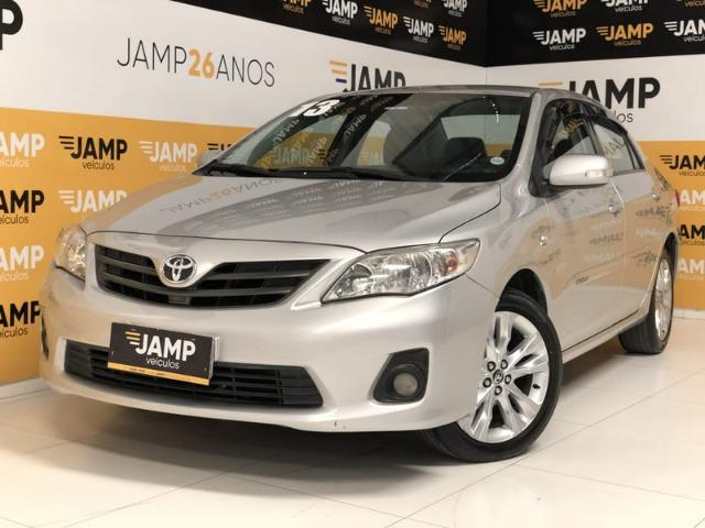 Toyota Corolla XEI 2.0 Flex VVT-I Automático 2013 - GNV -