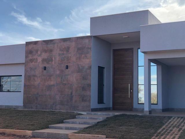 Belíssima Casa com 3 suítes - Cond. Estancia Quintas da Alvorada - Foto 13