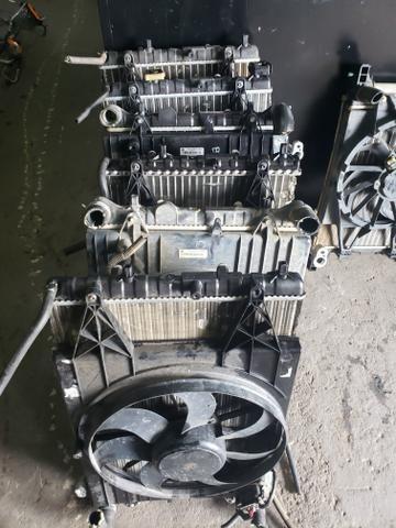 Kit radiador gol g5 g6 g7 g8
