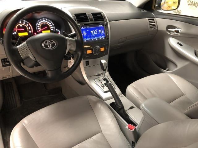 Toyota Corolla XEI 2.0 Flex VVT-I Automático 2013 - GNV - - Foto 14