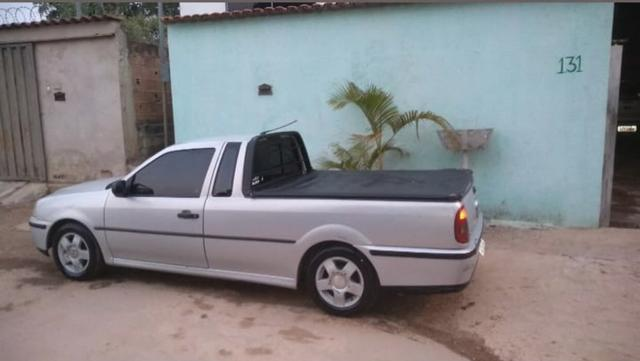 vendo saveiro - 2001
