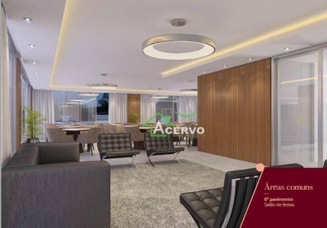Apartamento com 2 dormitórios à venda, 83 m² por R$ 499.690,00 - Granbery - Juiz de Fora/M - Foto 9