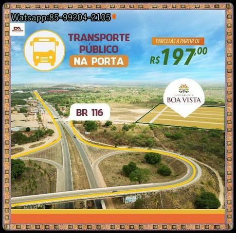 Lotes as margens da Br 116 próximo de Fortaleza !!!! - Foto 11