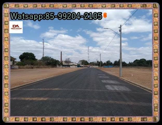 Lotes as margens da Br 116 próximo de Fortaleza !!!! - Foto 3