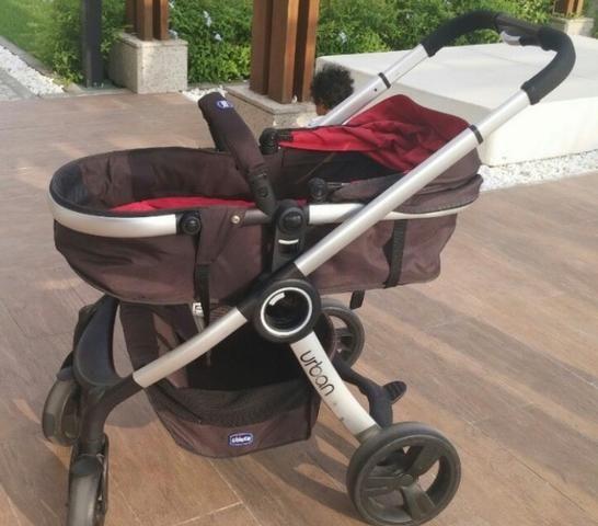Carrinho de bebê - Urban Chicco - Foto 3