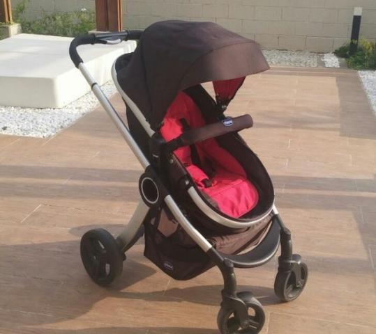 Carrinho de bebê - Urban Chicco - Foto 5