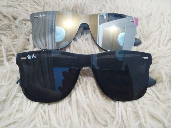 Óculos de Sol Ray Ban Tela Reta