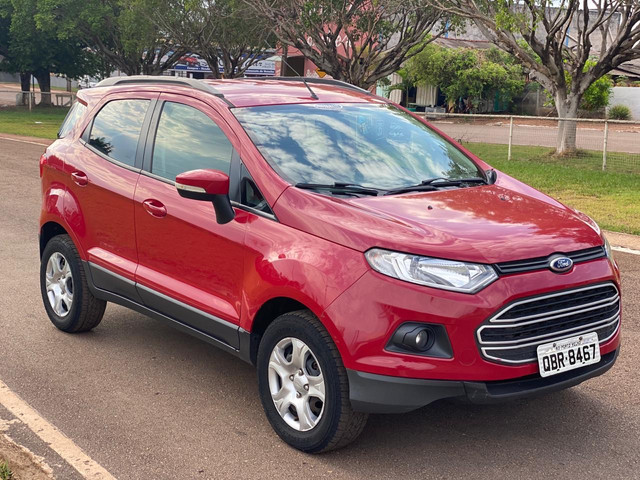 FORD ECOSPORT FREESTYLE Ano 14/15 - Foto 2