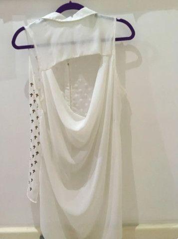 Regata Longa Espaço Fashion - Foto 2