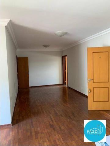 Apartamento com 3 dormitórios para alugar por R$ 1.430,00/mês - Jardim dos Estados - Poços - Foto 4