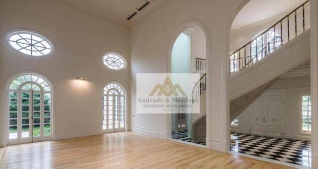 Sobrado com 5 dormitórios para alugar, 1120 m² por R$ 25.000,00/mês - Condomínio Country V - Foto 8