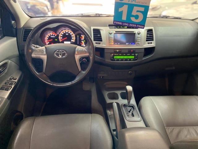HILUX 2015/2015 2.7 SRV 4X2 CD 16V FLEX 4P AUTOMÁTICO - Foto 6