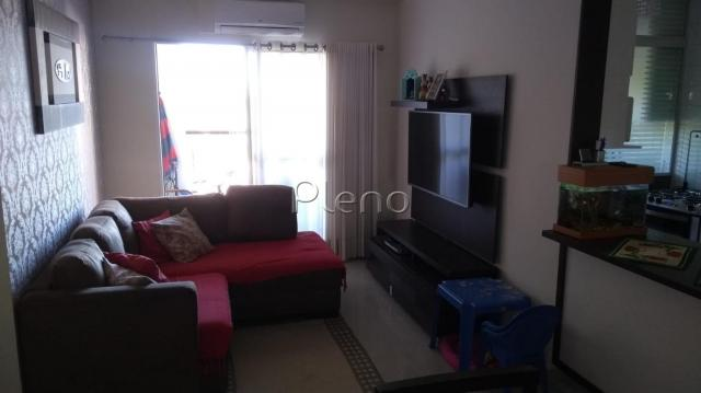 Apartamento à venda com 3 dormitórios em Parque prado, Campinas cod:AP026381