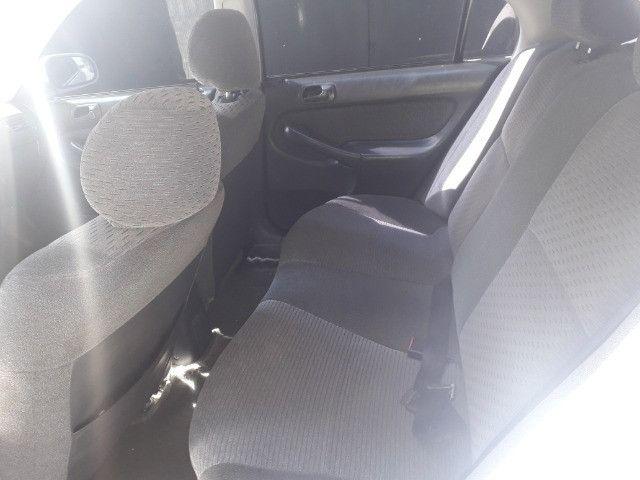 Honda/Civic LX 2000 1.6 Automático - Foto 5