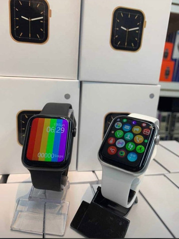 Smartwatch W26 Iwo 12 Lite - Tela Infinita 44mm + Brinde - Foto 3