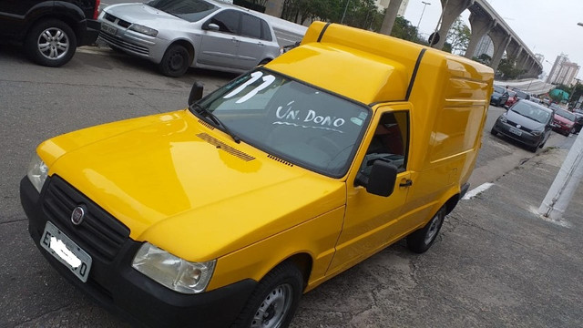 Fiorino 011 único dono (nova) - Foto 3