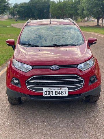 FORD ECOSPORT FREESTYLE Ano 14/15 - Foto 3