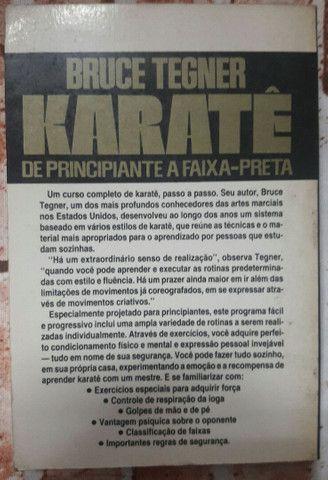 Livro: Karatê de Principiante a Faixa-Preta - Foto 2