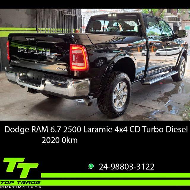Dodge RAM 2500 Laramie 6.7 TDI Cd 4x4 Diesel 2020 0km - Foto 4