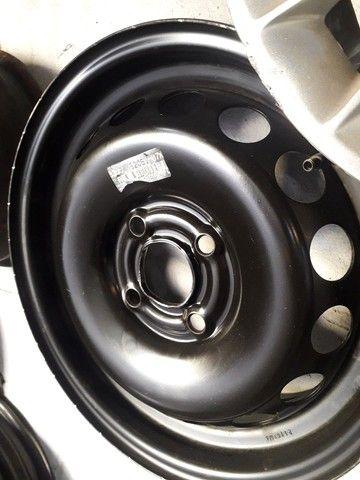 Rodas  de ferro da GM