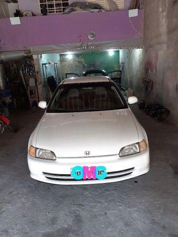 Vendo Honda Civic lx automático