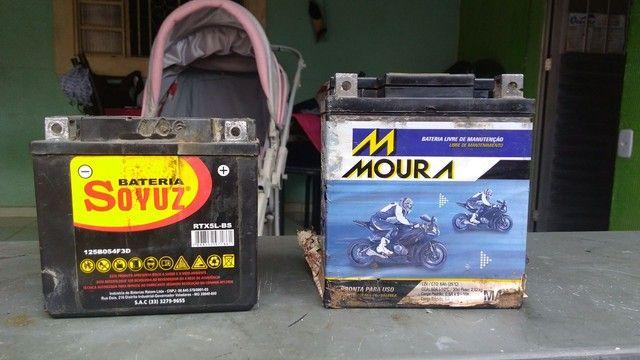 Bateria de moto - Foto 4