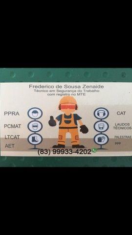 Técnico de Segurança do Trabalho com registro no (MTE) Assessoria em Segurança do Trabalho