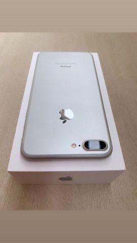iPhone 7 Plus 128gb- Único Dono.  - Foto 3