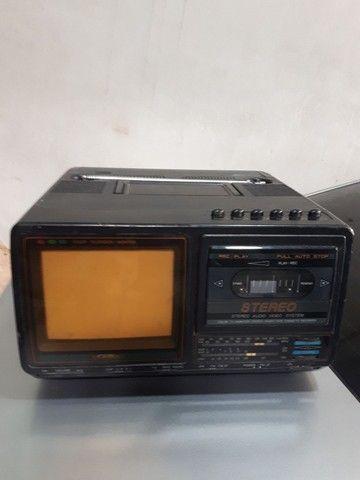 Vendo TV antiga raridade  - Foto 3