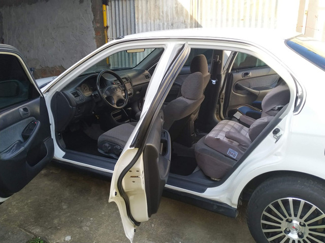 Honda Civic 99 automático - Foto 8