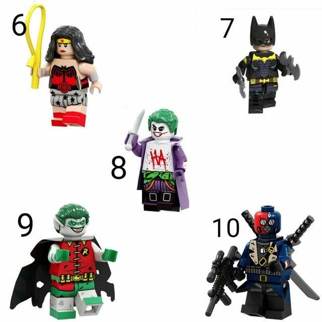 Boneco estilo Lego - Foto 2