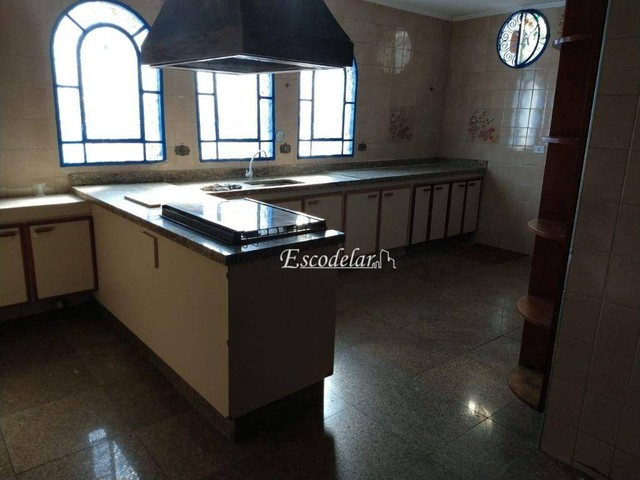 Sobrado com 4 dormitórios para alugar, 400 m² por R$ 7.500,00/mês - Casa Verde (Zona Norte - Foto 5