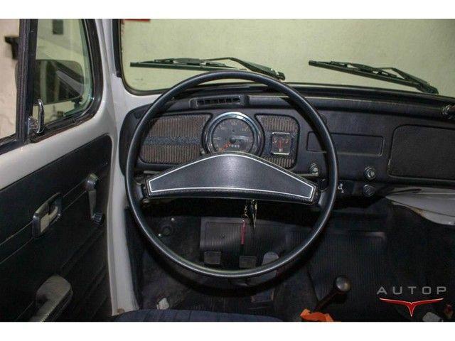 Volkswagen Fusca 1300L 1979 2p - Foto 12