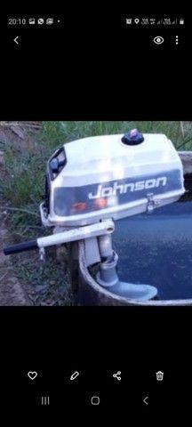 Motor Johnson 3.3 HP 2T *