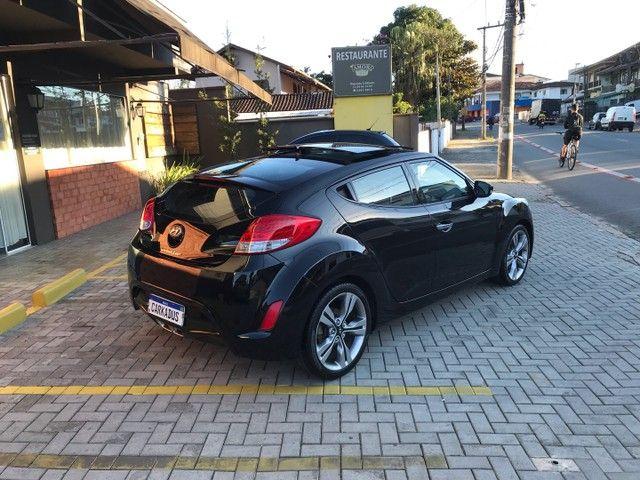 Hyundai - Veloster 2013 1.6 Automático  - Foto 4