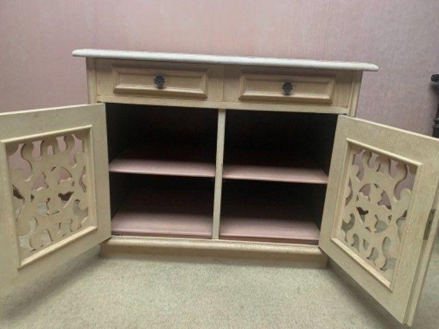 Arca em madeira laqueada - Foto 2