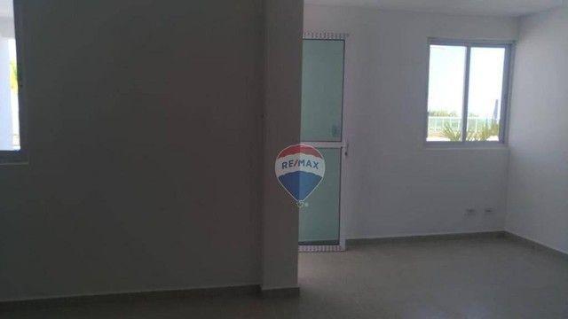 Apartamento com 3 dormitórios à venda, 93 m² por R$ 249.000,00 - Jacumã - Conde/PB - Foto 6