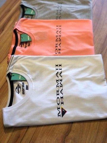 Camiseta Masculina Original Mormaii 100% algodão Presente dia dos Pais - Foto 2