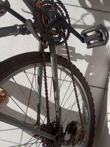 Bicicleta aro26 - Foto 4