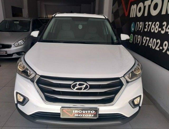 Hyundai Creta 1.6 16V FLEX LIMITED AUTOMÁTICO 2021 4P - Foto 3